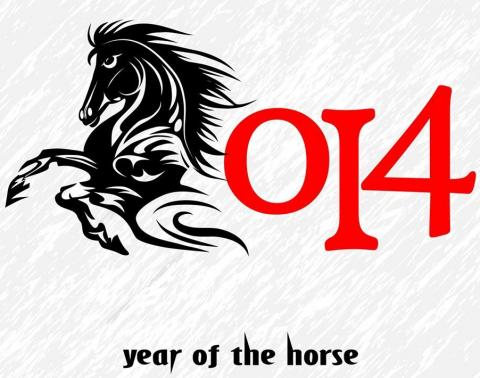 Happy New Year: The Year of the Horse