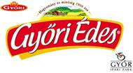 Gyori Edes Logo