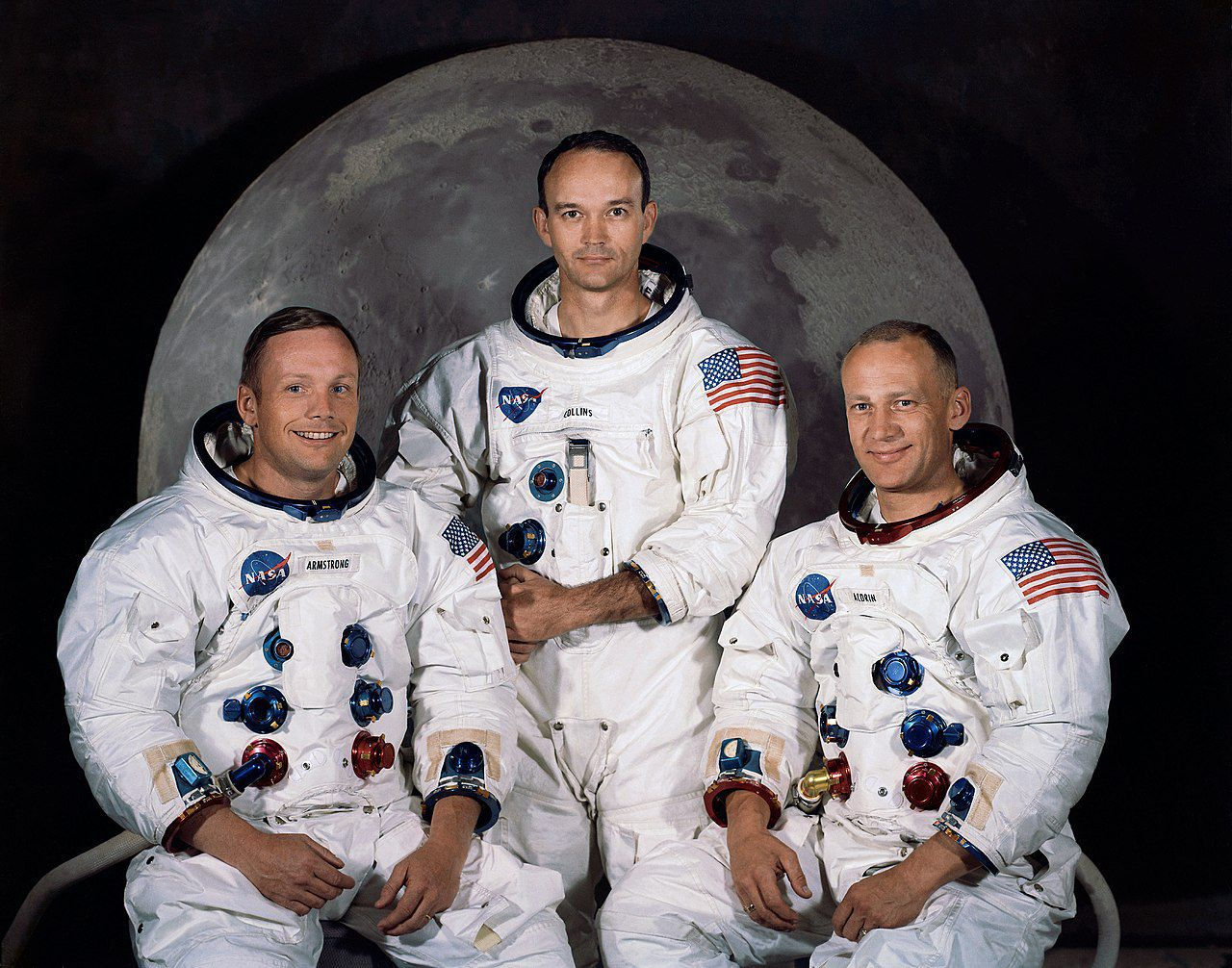 50 Years Anniversary of the Apollo 11 Moon Landing
